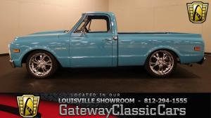 1972 ChevroletCustom  - Stock 1393 - Louisville