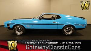 1971 FordMach 1 Tribute  - Stock 1394 - Louisville