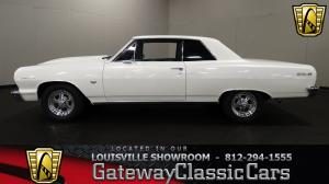 1964 ChevroletMalibu  - Stock 1396 - Louisville