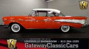 1957 Chevrolet Bel Air 1405