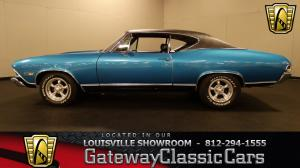 1968 ChevroletMalibu  - Stock 1415 - Louisville