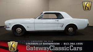 1966 Ford K Code - Stock 1423 - Louisville
