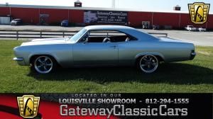 1966 ChevroletSS Tribute  - Stock 1432 - Louisville