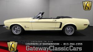1968 FordConvertible  - Stock 1434 - Louisville