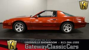 1988 ChevroletIroc Z28  - Stock 1436 - Louisville