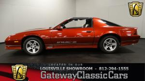 1987 ChevroletIroc Z28  - Stock 1437 - Louisville