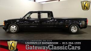 1998 ChevroletCrew Cab Dually  - Stock 1515 - Louisville