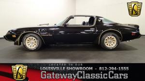 1979 Pontiac  - Stock 1530 - Louisville