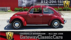 1968 Volkswagen Beetle