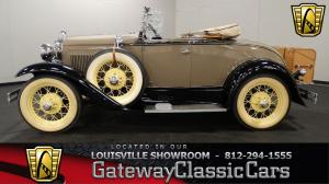 1931 Ford Roadster Convertible