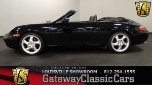 2000 Porsche 911  Carrera 2/4 Convertible