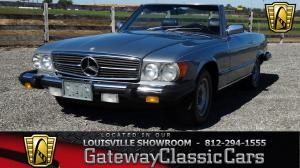 1983 Mercedes-Benz 300SL Convertible