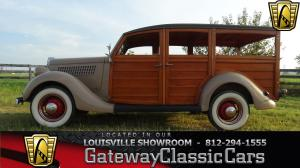 1935 Ford  - Stock 702 - Louisville