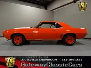 1969 ChevroletZ28  - Stock 780 - Louisville