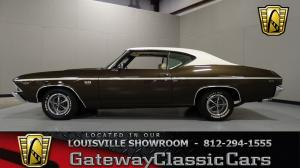 1969 ChevroletSS396  - Stock 847 - Louisville
