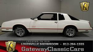 1987 ChevroletSS Aero Coupe - Stock 854 - Louisville