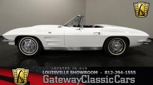 1963 ChevroletConvertible  - Stock 875 - Louisville