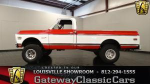 1972 ChevroletCheyenne Super  - Stock 922 - Louisville