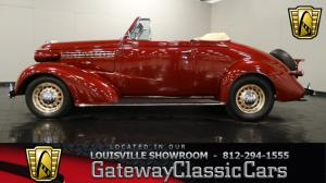 1938 ChevroletConvertible  - Stock 932R - Louisville