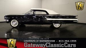 1960 ChevroletConvertible  - Stock 971 - Louisville