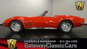 1971 ChevroletConvertible  - Stock 973 - Louisville