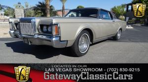 1971 Lincoln Continental  Mark III