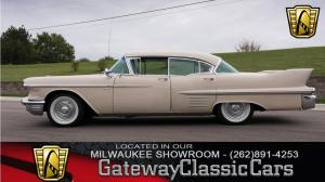 1958 CadillacExtended  - Stock 111 - Milwaukee