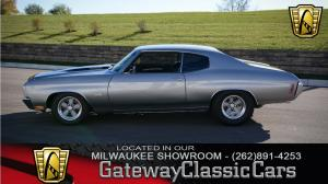 1970 ChevroletSS  - Stock 122 - Milwaukee