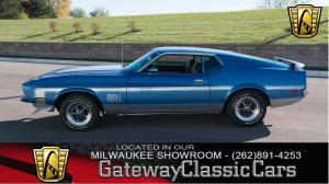 1972 FordMach 1  - Stock 124 - Milwaukee