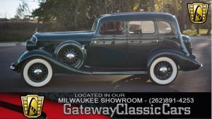 1934 Studebaker Commander  Regal