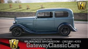 1934 Chevrolet  - Stock 126 - Milwaukee