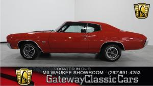 1970 Chevrolet  - Stock 162 - Milwaukee