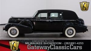 1939 Cadillac 7 Passenger Touring W/ Trunk
