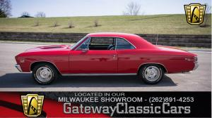 1967 ChevroletSS396  - Stock 209 - Milwaukee