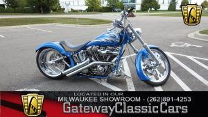 1981 Reconstructed HD Softail