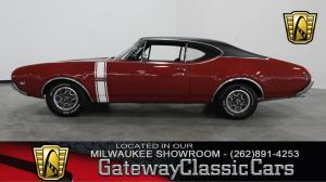 1968 Oldsmobile<br/>Cutlass