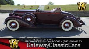 1934 Oldsmobile Eight