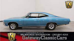 1967 ChevroletSS  - Stock 35 - Milwaukee