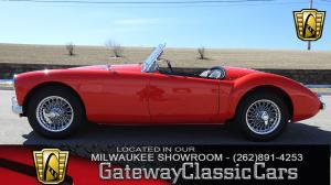 1962 MG Mark II