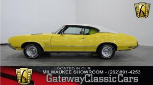 1972 OldsmobileS  - Stock 49 - Milwaukee