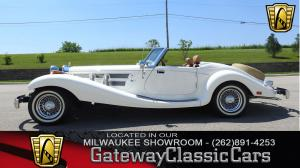 1935 Mercedes-Benz Cabriolet Replica