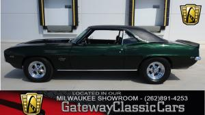 1969 ChevroletSS  - Stock 64 - Milwaukee