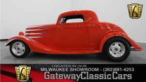 1934 Ford  - Stock 68 - Milwaukee