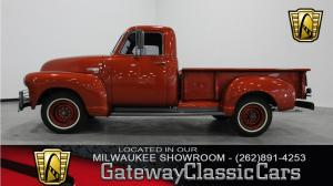 1951 ChevroletPickup  - Stock 81 - Milwaukee