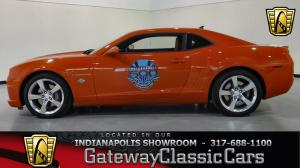 2010 ChevroletSS Indy 500 Festival Pace Car - Stock 286 - Indianapolis, IN
