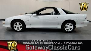 1997 ChevroletZ28 30th Anniversary - Stock 296 - Indianapolis