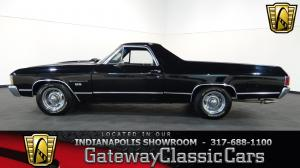 1971 ChevroletSS  - Stock 371 - Indianapolis