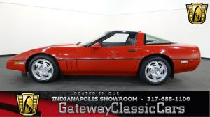 1990 ChevroletZR-1  - Stock 380 - Indianapolis, IN