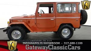 1977 ToyotaLand Cruiser  - Stock 393 - Indianapolis, IN