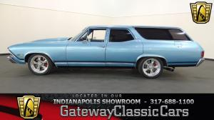 1968 ChevroletWagon  - Stock 400 - Indianapolis